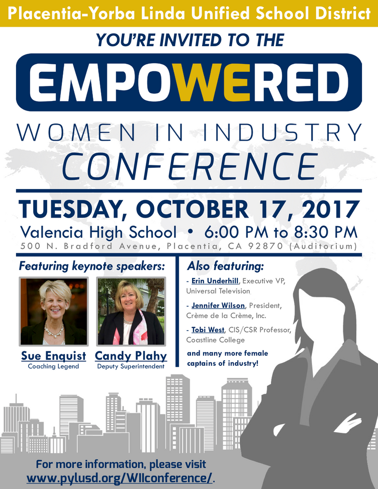 Join DMAA Students at the Women in Industry Conference