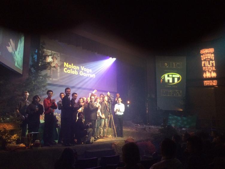 Hawk Talk Named Best Broadcast in Orange County