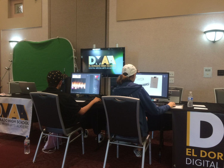 DMAA at the Yorba Days Community Expo