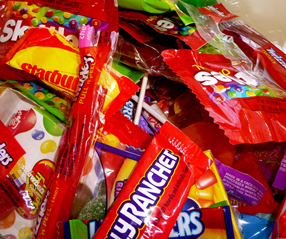 Update:  CANDY DONATIONS NEEDED!
