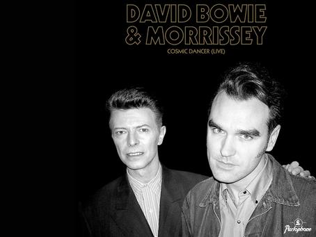 Morrissey y Bowie: 29 años después