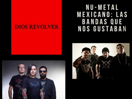 Nu-metal mexicano: Las bandas que nos gustaban