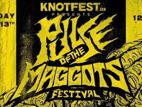 Pulse Of The Maggots tendrá su festival virtual