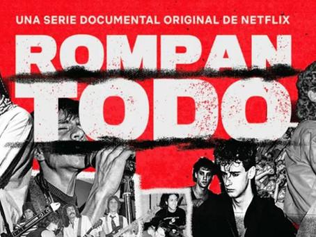 Rompan Todo: La polémica del rock latinoamericano.