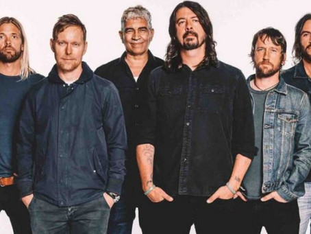 De ida y vuelta con los Foo Fighters