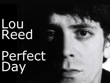 """Perfect Day"" a perfect song"