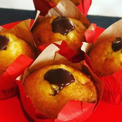 Muffin Nutella 4€