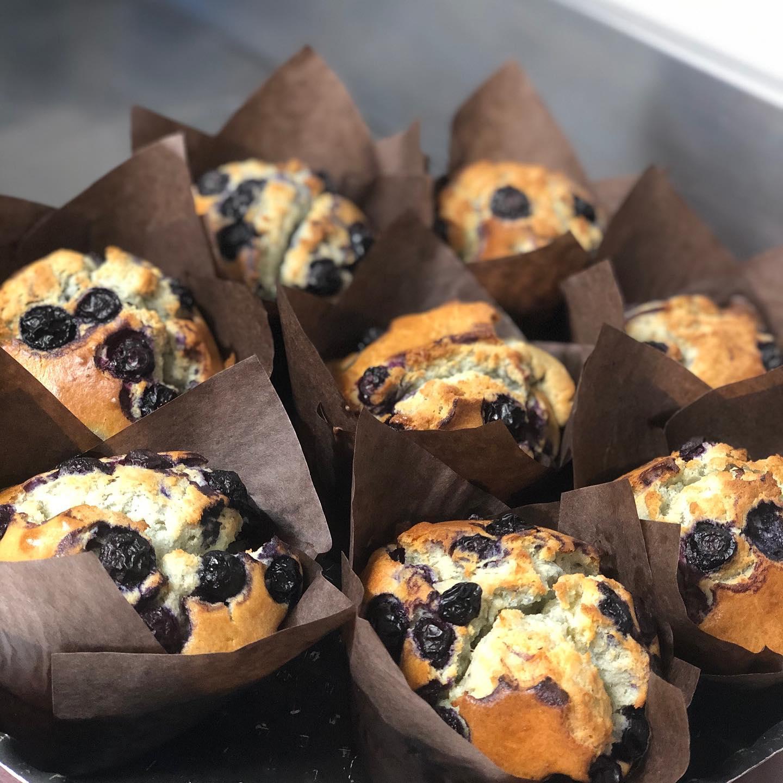 Muffins Myrtilles 4€