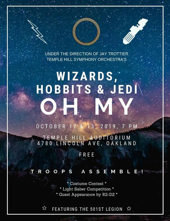 Wizards, Hobbits