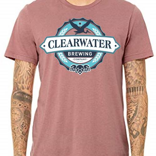 Clay Triblend T-shirt