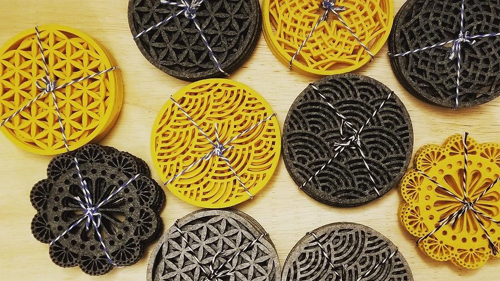 Felt Coasters