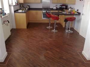 Polyflor colonia with border