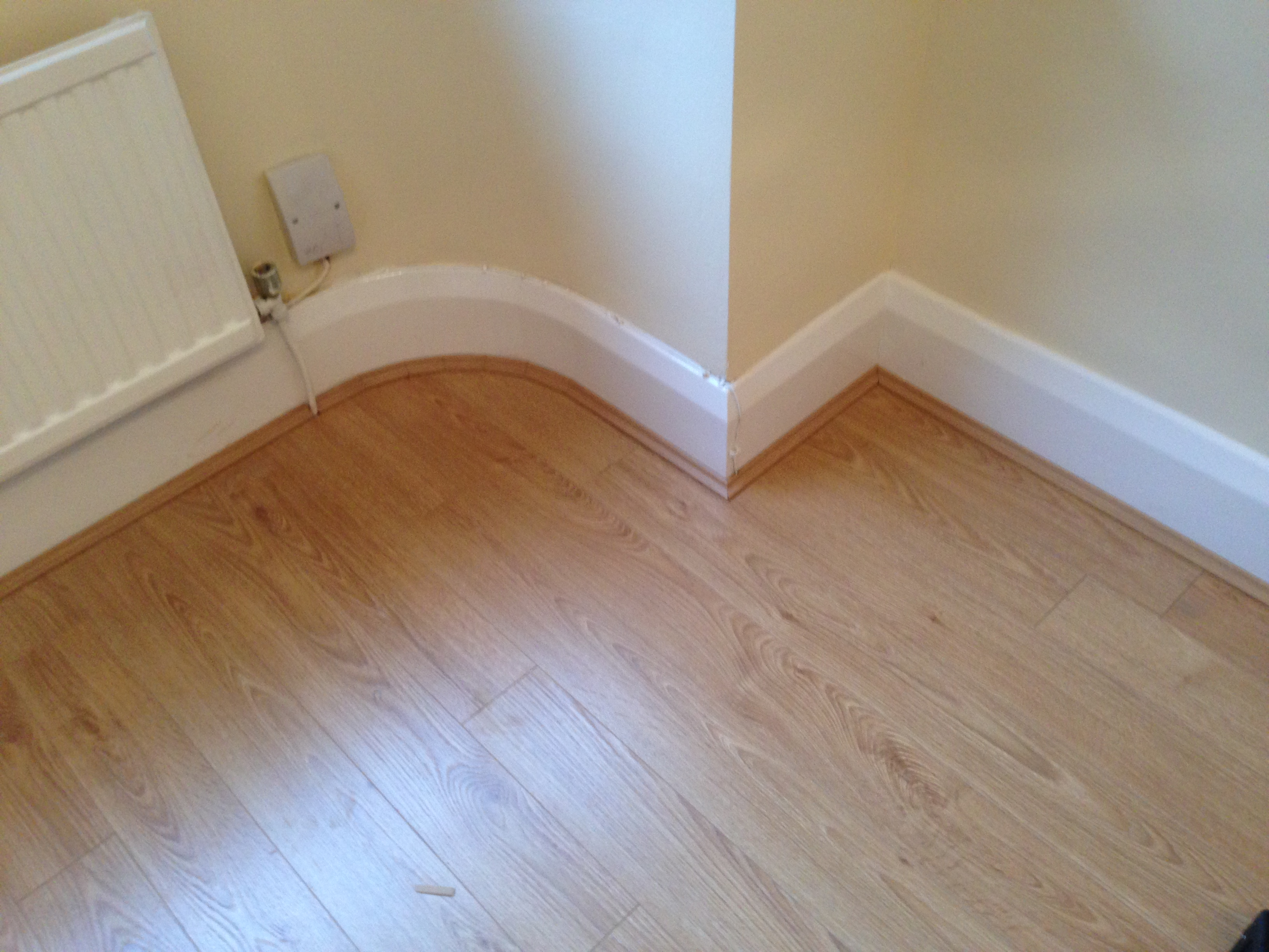 Beech Laminate Flooring