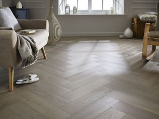 white oak parquet flooring Leeds