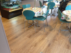 Laminate Flooring for commercial use