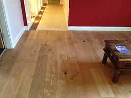 Commercial wood flooring leeds