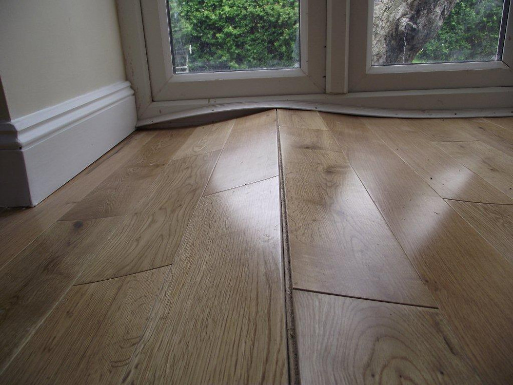 wood flooring expansion