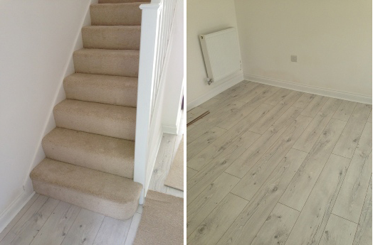 Laminate Flooring and Carpet Leeds