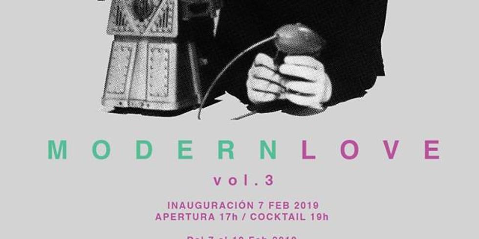 Modern Love vol. 3 Art Exhibition