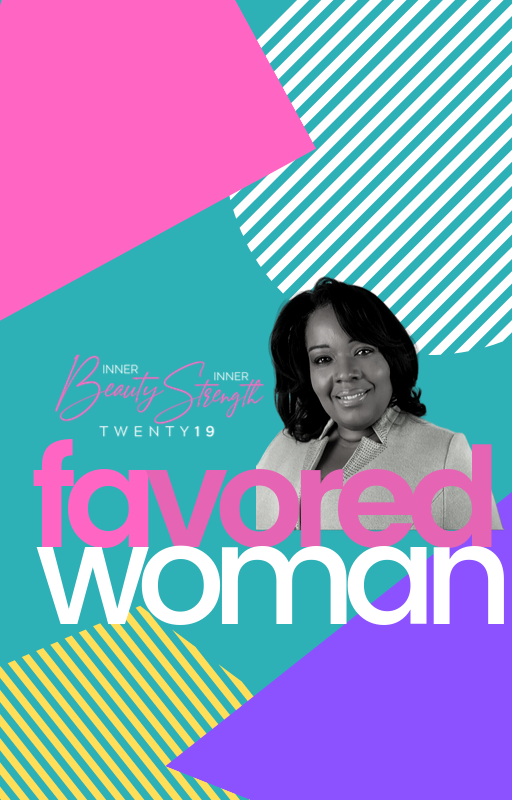 Favored Woman Journal Cover
