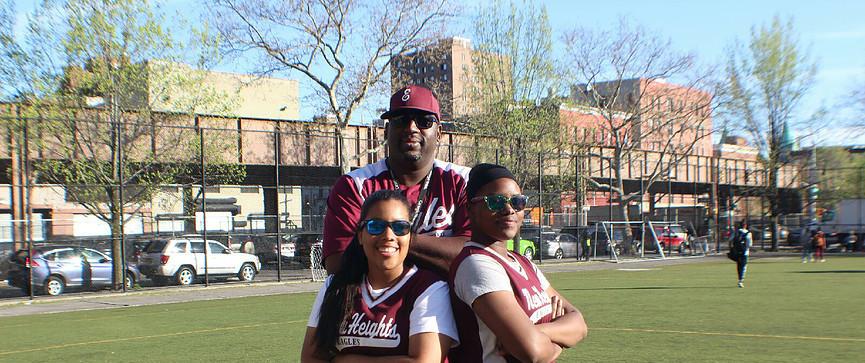 Coach K & 2016 Senior Captains