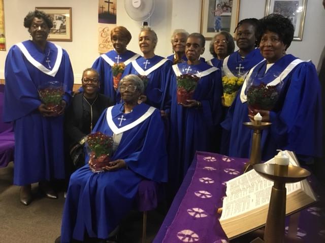 NSMBC Sanctuary Choir