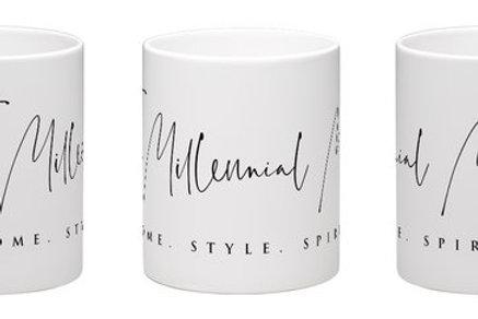 The Millennial Mommy Coffee Mug