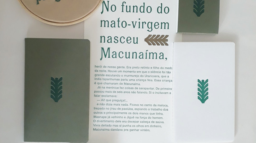 Kit Macunaíma