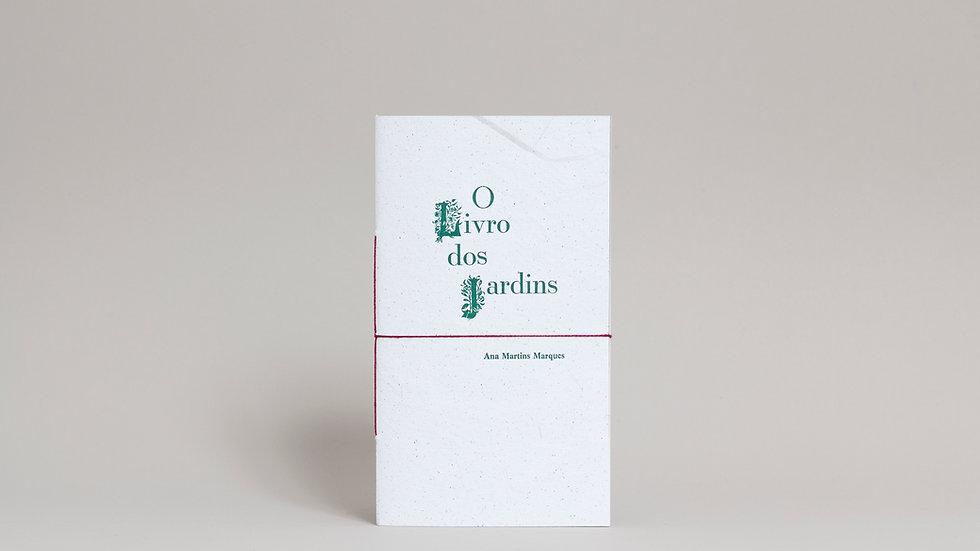 O livro dos jardins / Ana Martins Marques