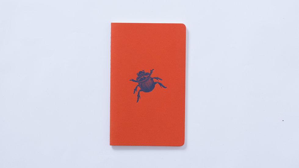 """Caderninho """"A metamorfose"""" / Franz Kafka"""
