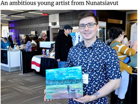 Nunatsiaq News by Jim Bell