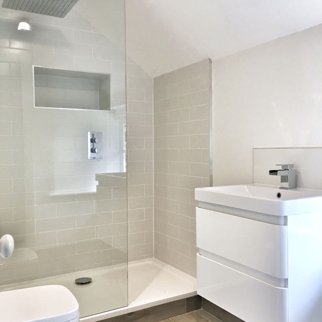 Bathroom installation and design winchester