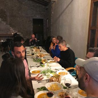 Cena de encuentro
