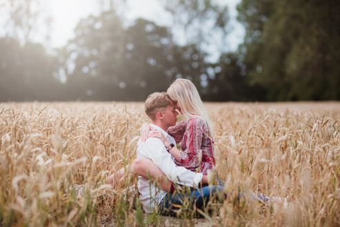 Pre-Wedding Photoshoot, Suffolk