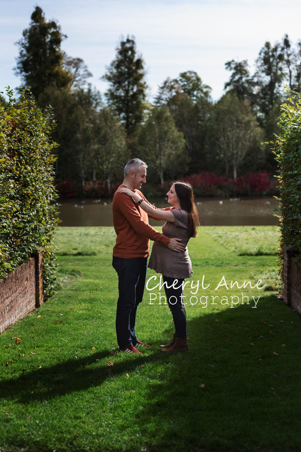 Maternity Photography, Marks Hall