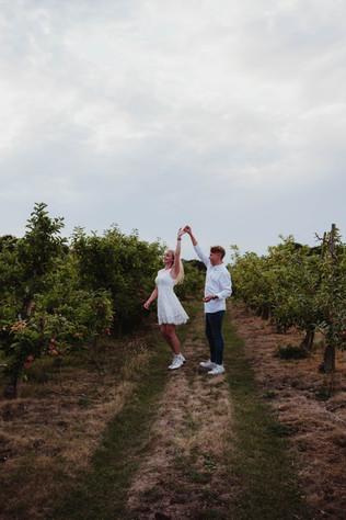 Engagement Photoshoot, Colchesterr