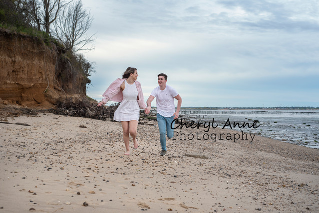Couple Photography, Mersea