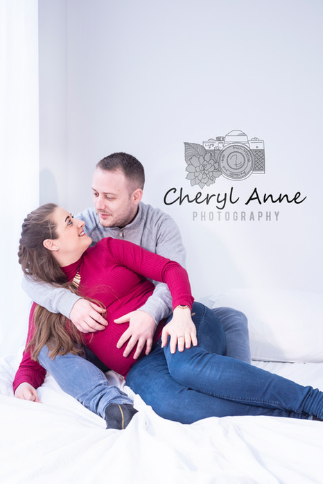 Maternity Photography, Studio