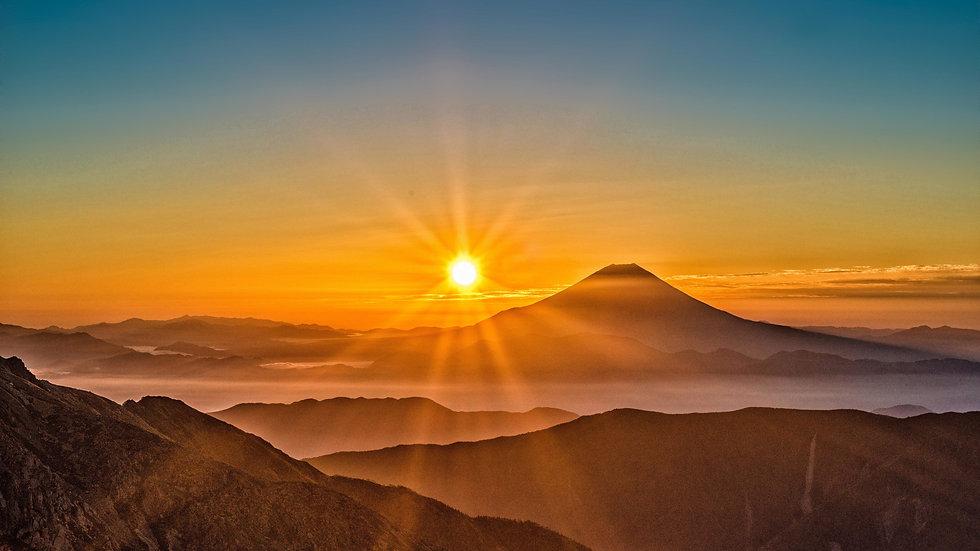 249-2497645_mount-fuji-morning-sun-risin