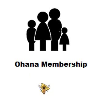 Ohana Membership for 2021