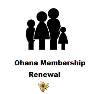 Ohana Membership Renewal for 2021