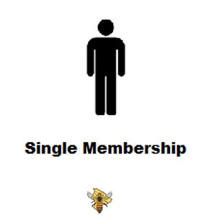 Single Membership for 2021