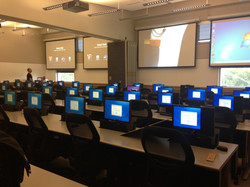 Education and briefing rooms