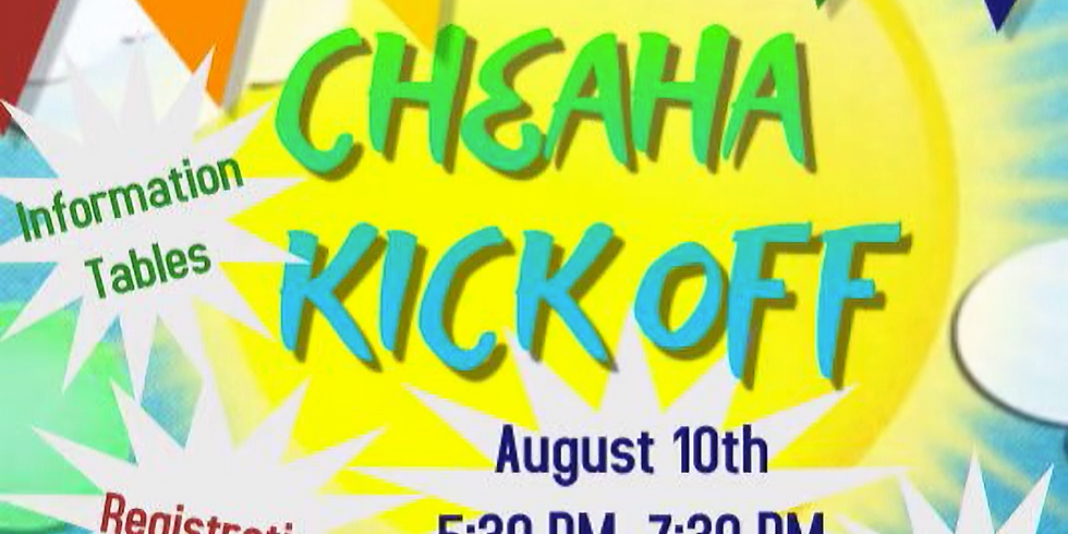 Kick Off for CHEAHA
