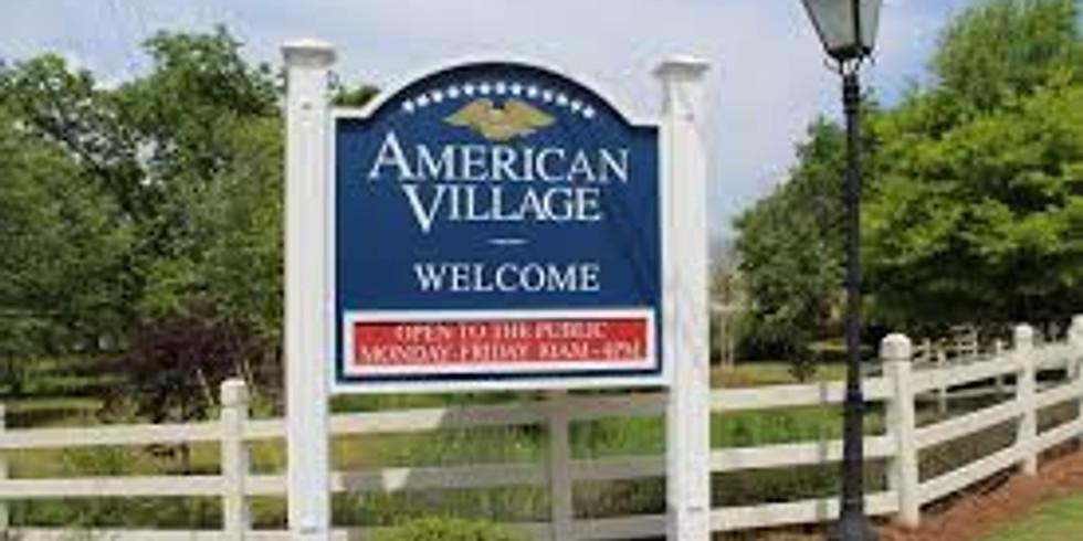 American Village Trip