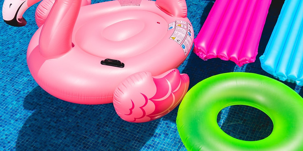 August Teen Night: Welcome Back Swimming Party!