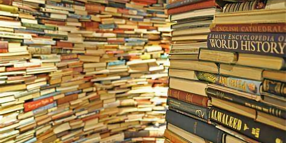 CHEAHA Used Book Sale