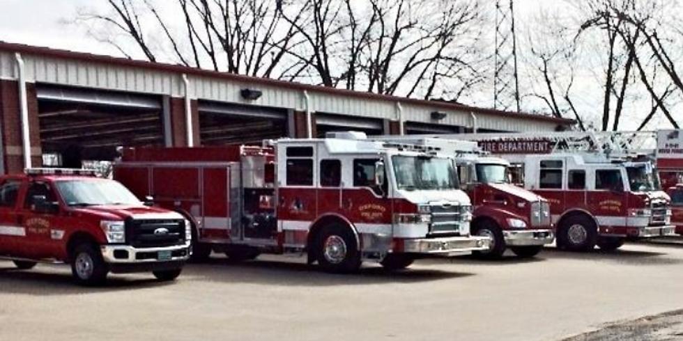 Oxford Fire Department Tour- K-6th Grade
