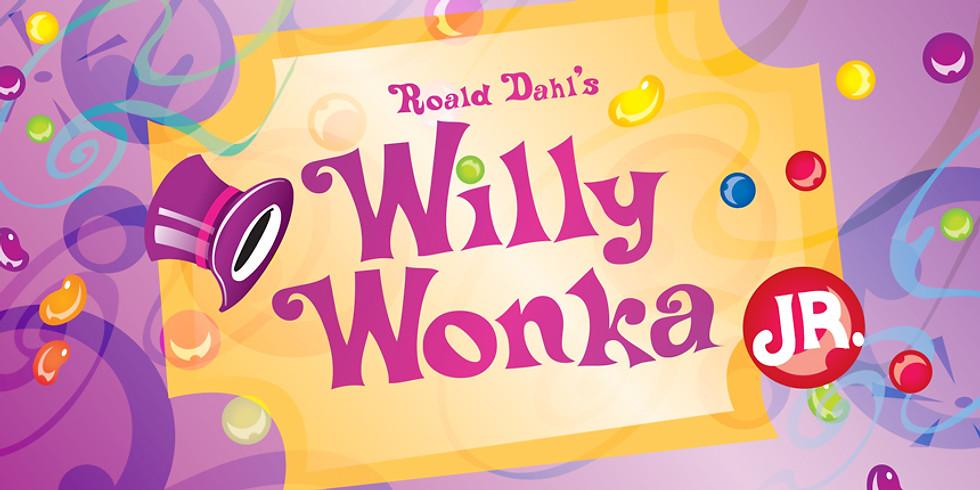 CAST Kidz Production - Willy Wonka JR.