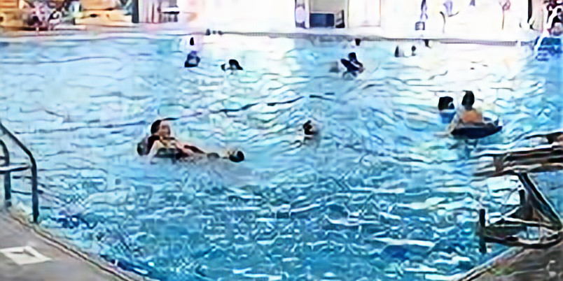 August Swim Day